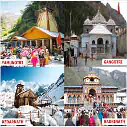 Chardham Tour Package